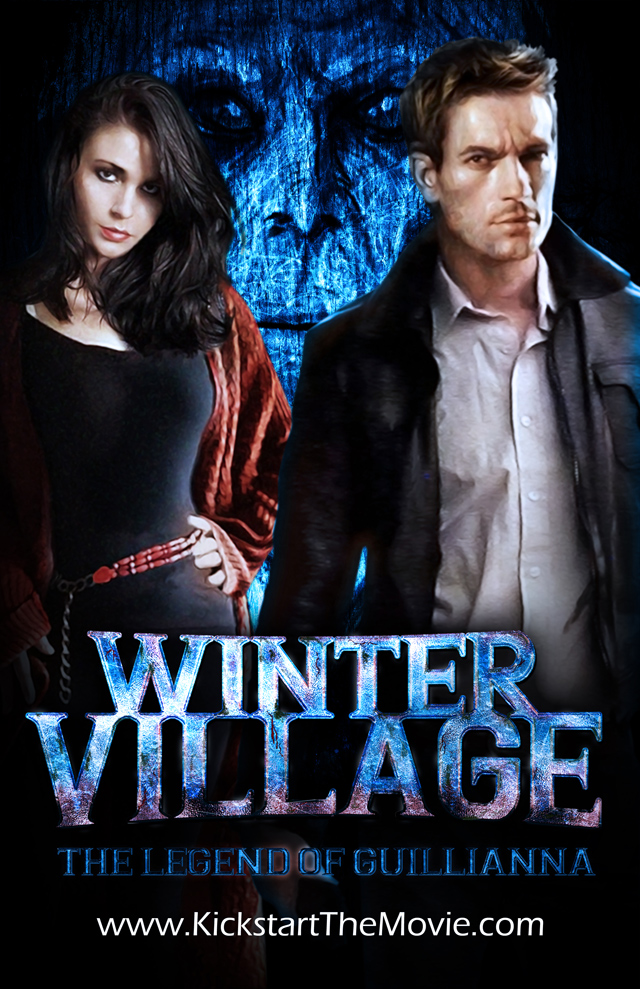 Winter Village Official Poster